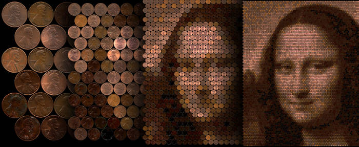 Pennies for Mona