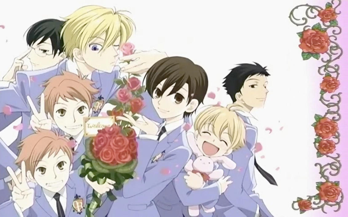 Ouran Host Club Wallpaper By Nutmegg