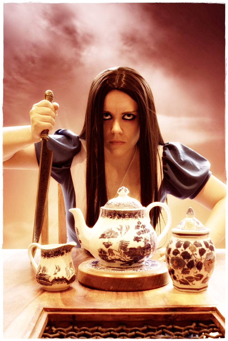 Tea Time III by jagged66