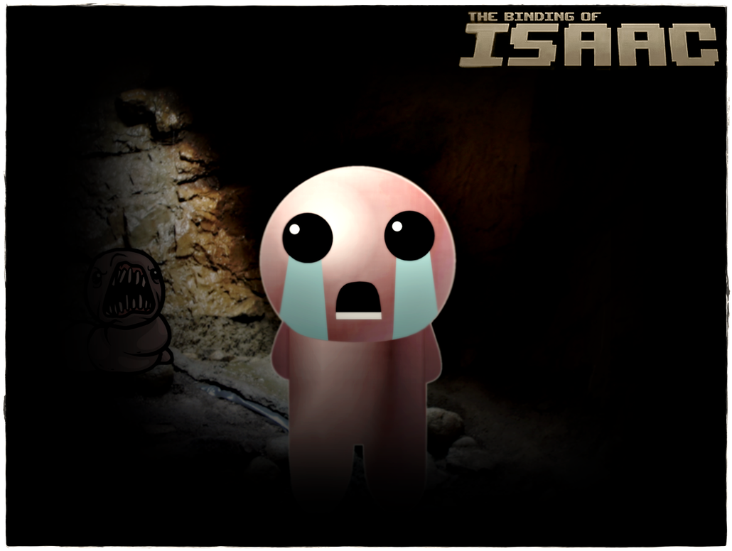 The Binding of Isaac by jagged66