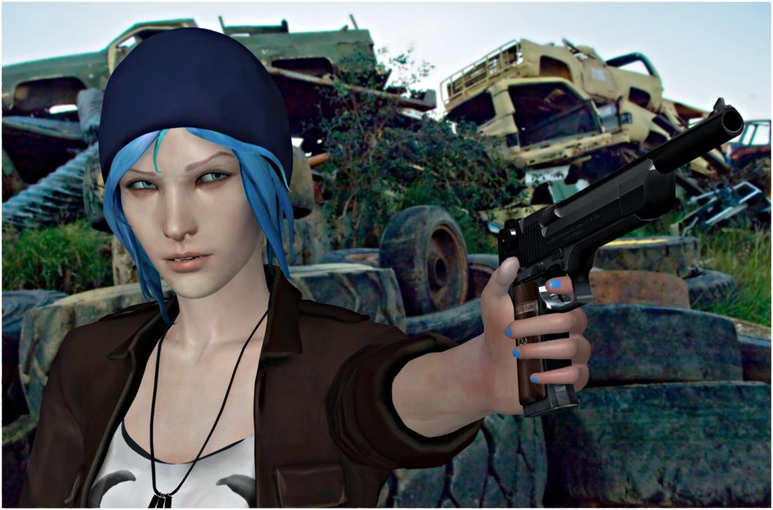 Life is Strange - Gun Control by jagged66