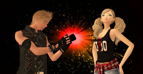Ann and Prompto - Mutual Interests