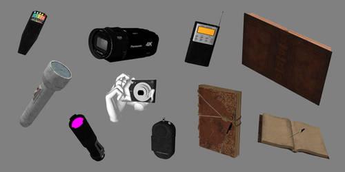 Phasmophobia: Starter Equipment - NEW (XPS)