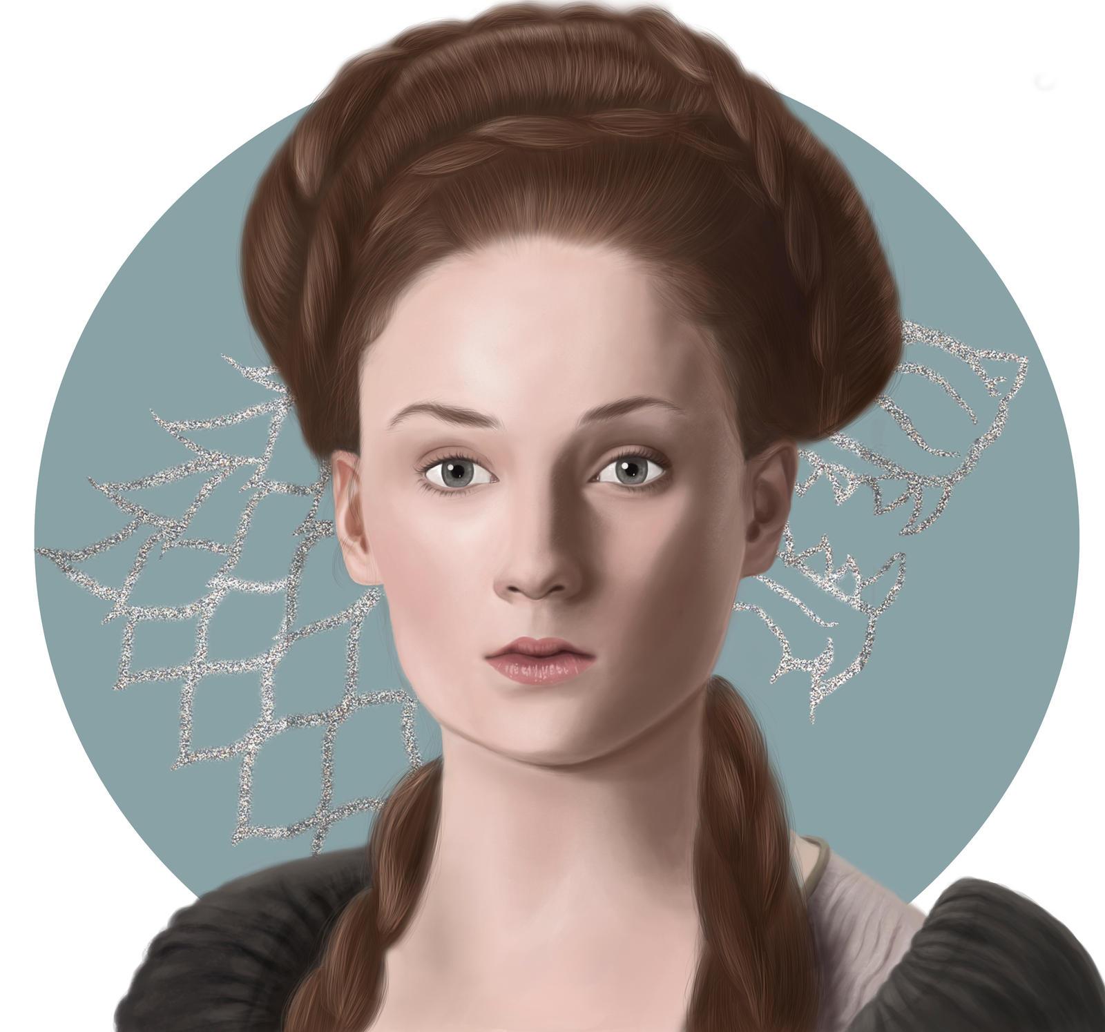 Sansa Stark by MeisnerIrina