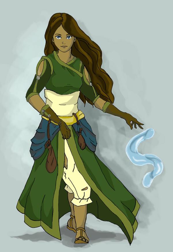 Akitla...Avatar OC by Freaky-Darling on DeviantArt