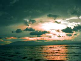 Hiding Sun by ustar2-photography