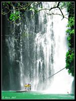 Tinago Falls Adventure II by ustar2-photography