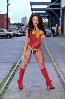 Wonder Woman by Castof1000s