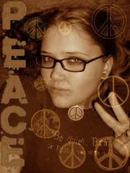 Peace by JenerallyArtsy