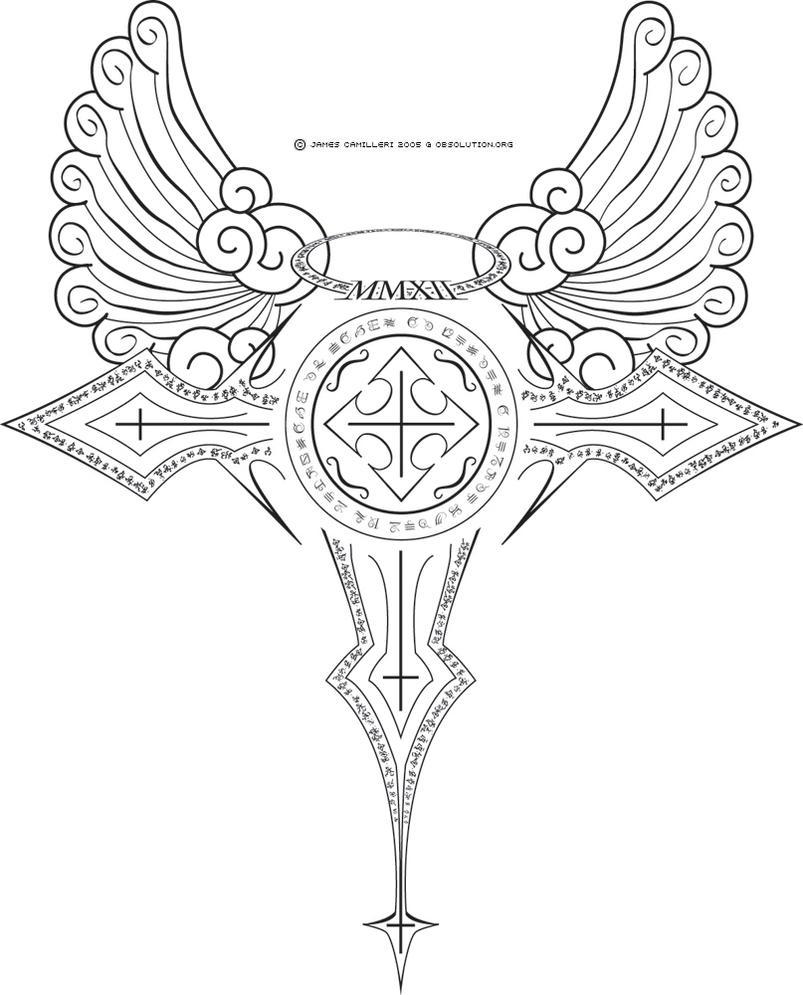 rune tattoo 2 by obsolution on deviantart. Black Bedroom Furniture Sets. Home Design Ideas