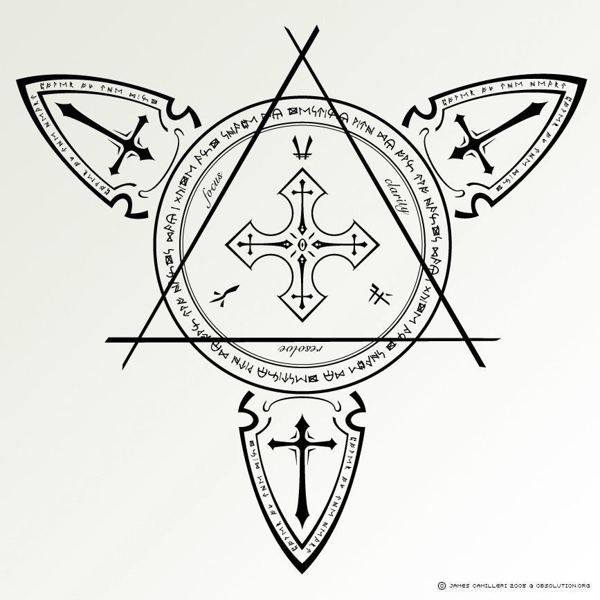 Transmutation Circle Tattoo by ~Obsolution on deviantART