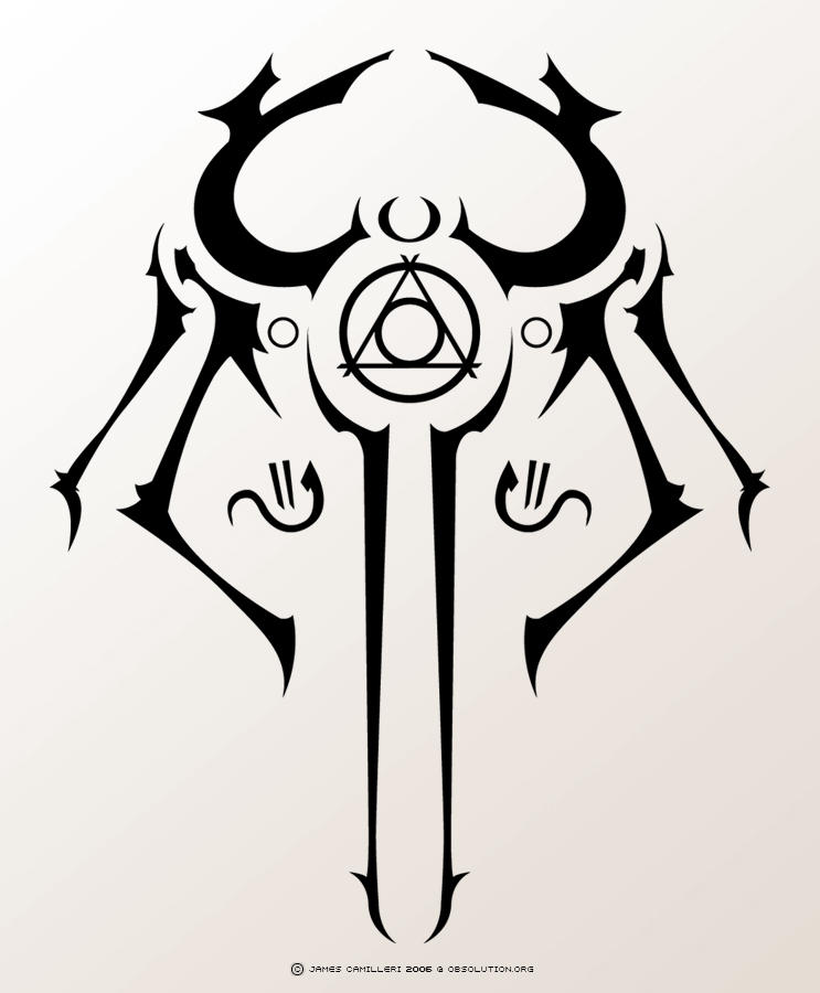 Scarab Tattoo - chest tattoo