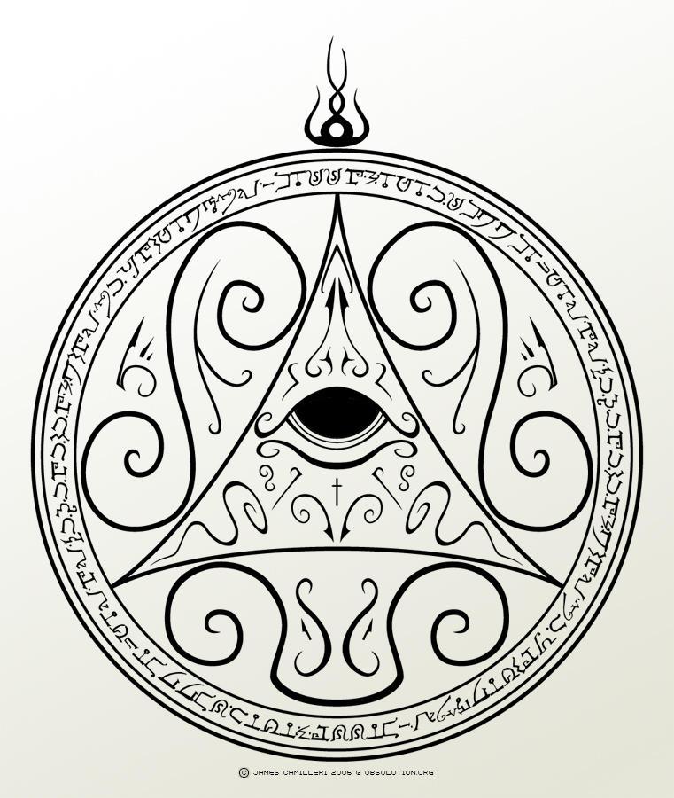Third Eye Tattoo Design By Obsolution On Deviantart