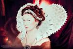 Queen Elizabeth by BirdSophieBlack