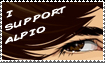 stamp Alpio by AndersonMathias
