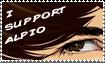 stamp Alpio by AndersonMathias