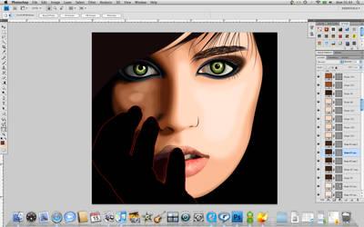 Desenhando lomita 02 by AndersonMathias