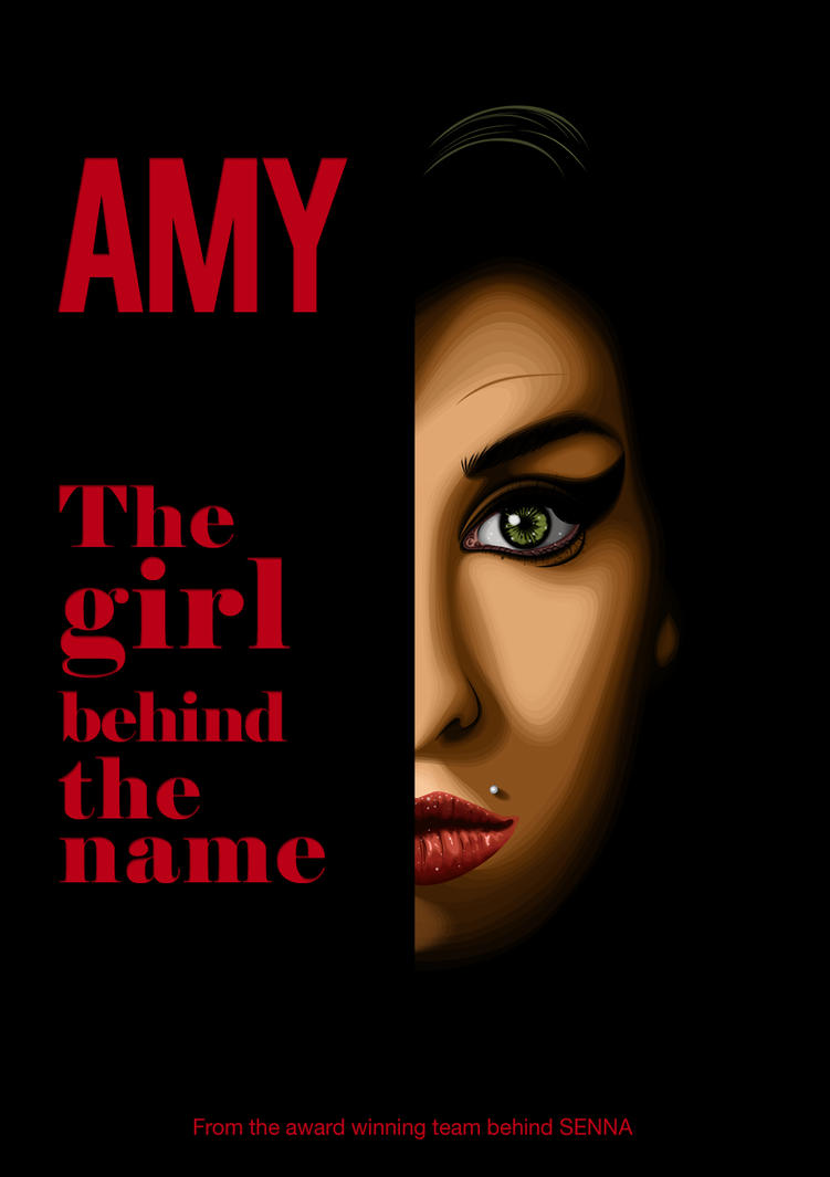 My second submission for Amy Film Uk by AndersonMathias