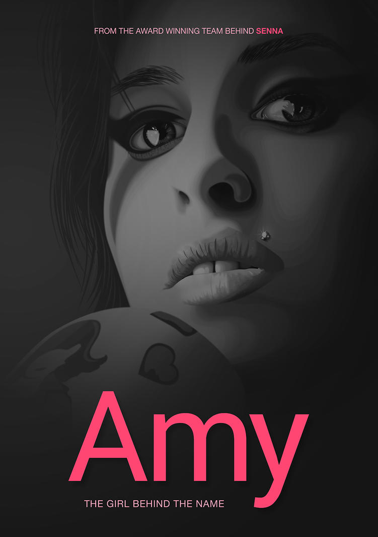 Lovely Poster AmyFilmUk by AndersonMathias
