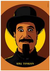 Serj Tankian - System of a Down by AndersonMathias
