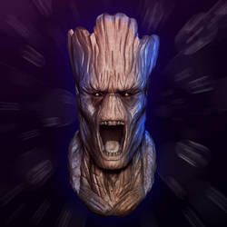 I'm Groot by AndersonMathias