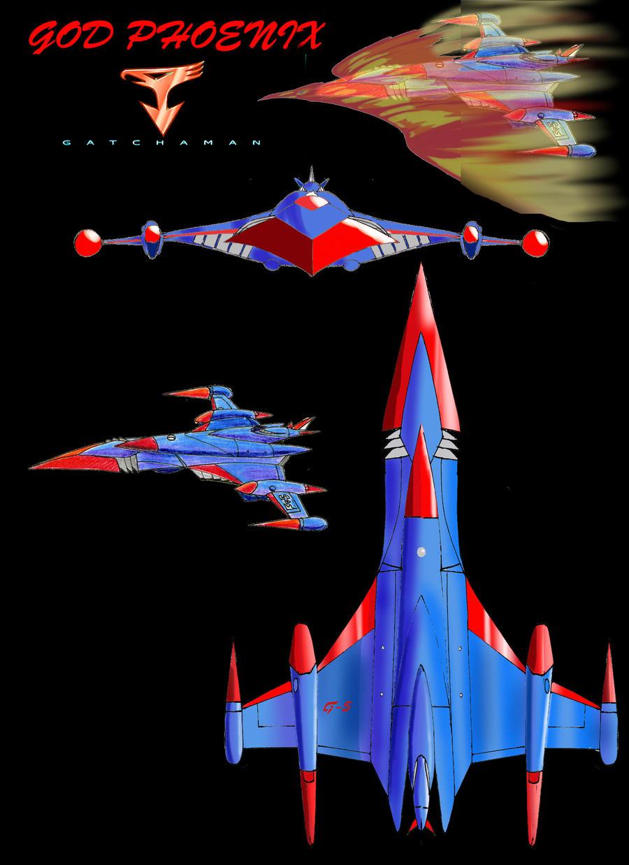 battle of the planets fiery phoenix - photo #32