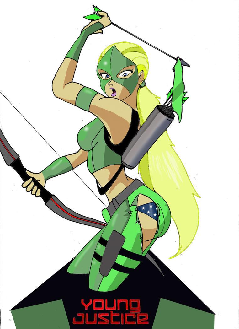 Young Justice Artemis Hot | www.pixshark.com - Images ...