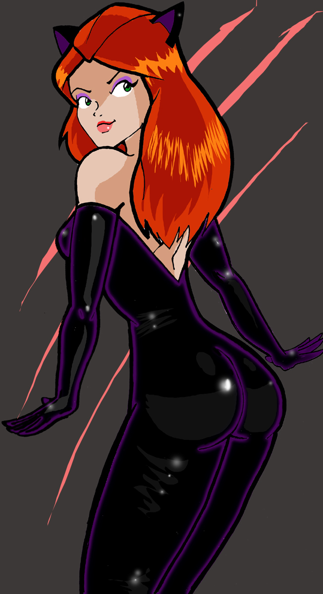 Totally spies nackt sam