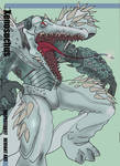 Xenosuchus by Inspector97