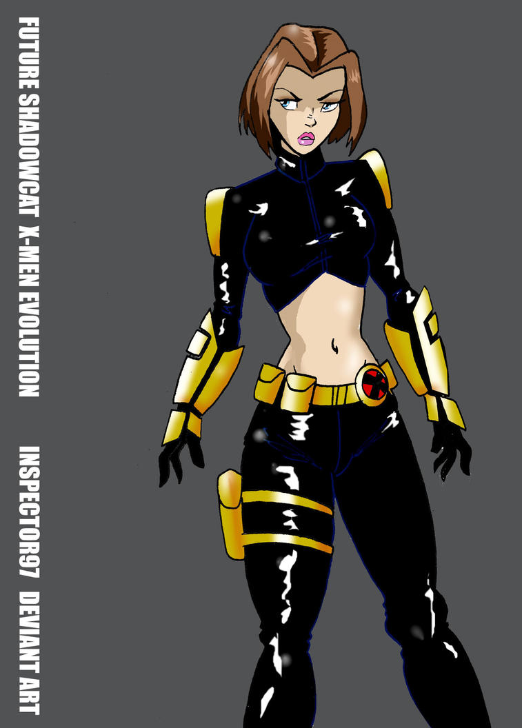 Future Shadowcat by Inspector97 on DeviantArt