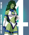 Fantastic Four: She Hulk