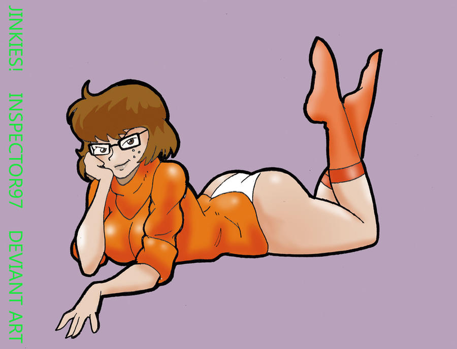 Above Scooby doo velma hot ass can