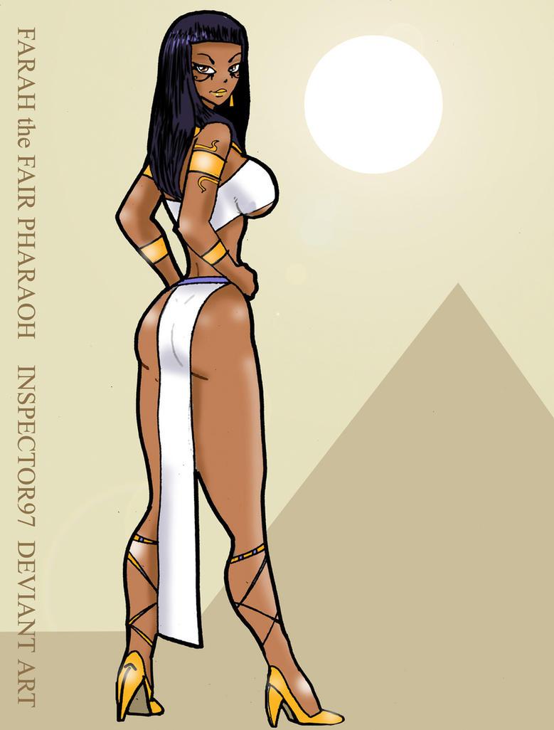 Farah the Fair Pharaoh by Inspector97