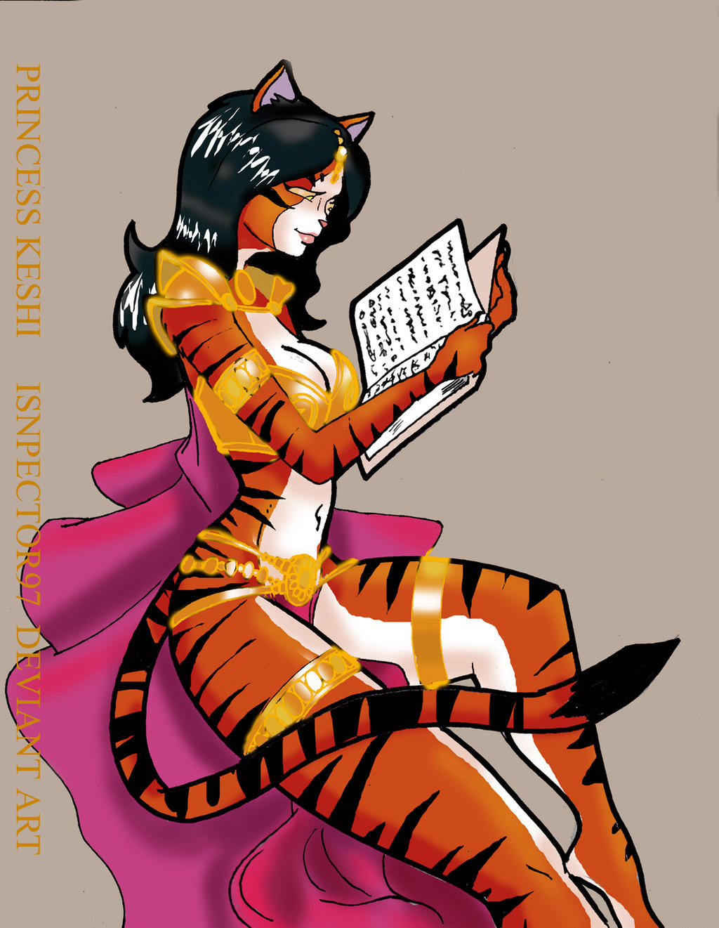 Princess Keshi by Inspector97