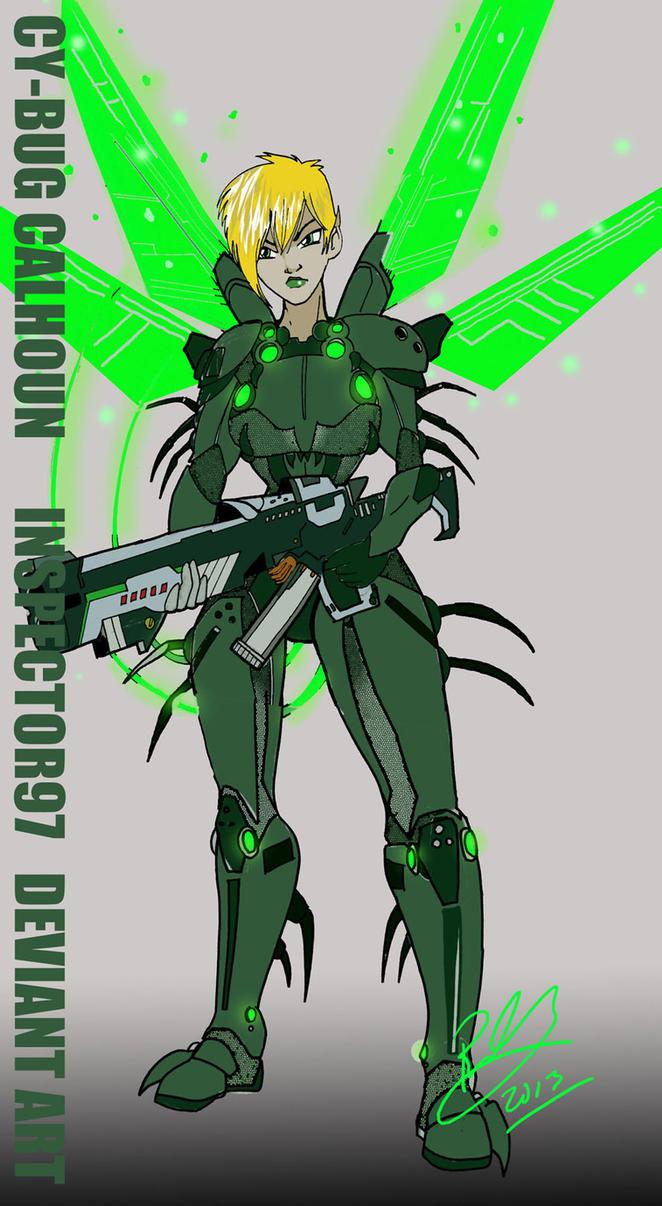 Cy-Bug Calhoun by Inspector97