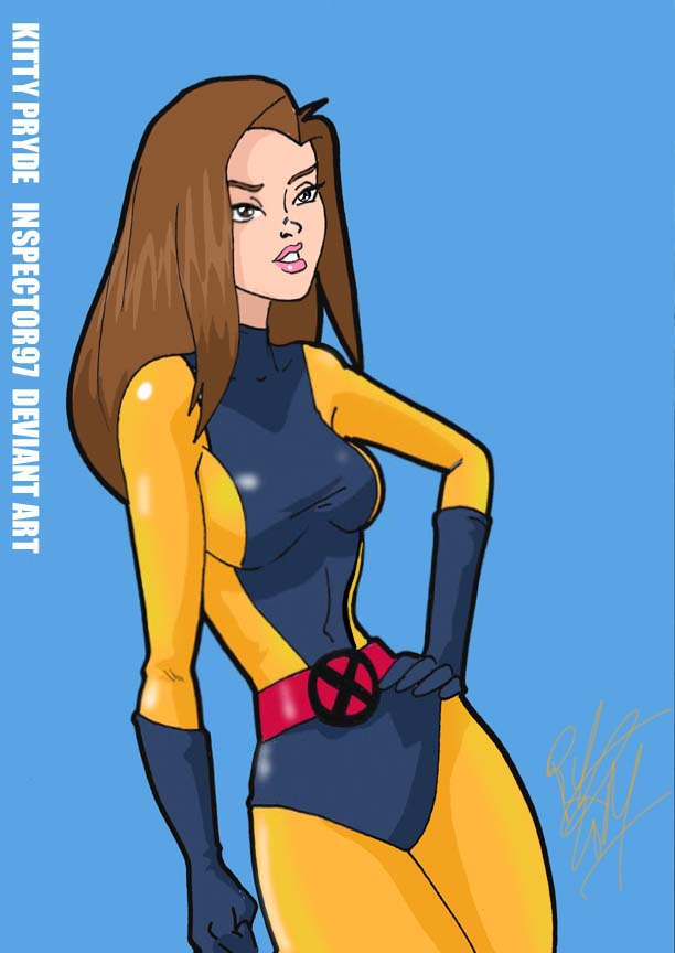 Kitty Pryde Nude Porn Superheroes Pictures