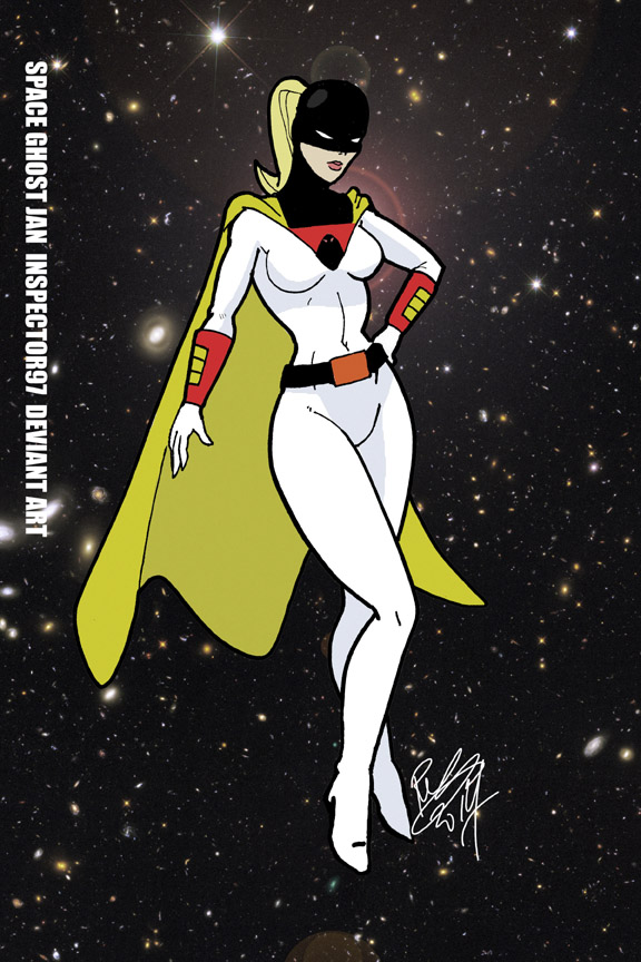 Space Ghost Jan by Inspector97