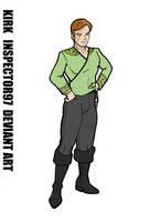 Kirk by Inspector97