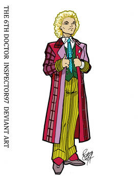 Colin Baker: The Sixth Doctor