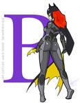 B is for Batgirl