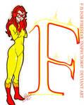 F is for Firestar