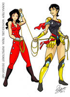 Donna Troy: Wonder Girl - Troia