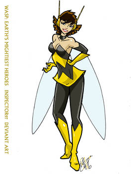 Wasp: Earth's Mightiest Heroes