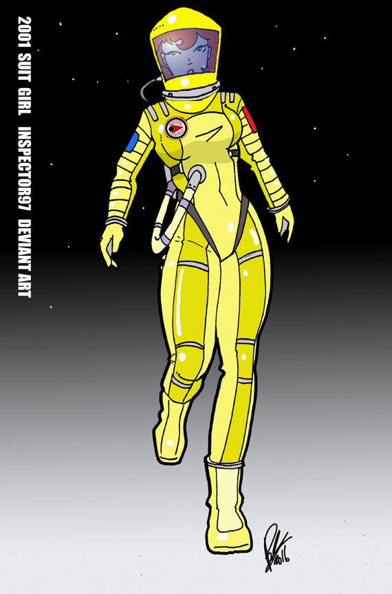 2001 space suit - photo #25