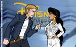 Han Rider and Princess Jasmine Organa