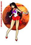 Sailor Mars: Rei Hino