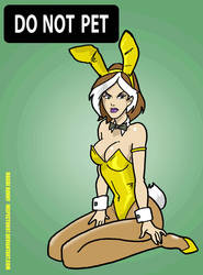Rogue Bunny by Inspector97