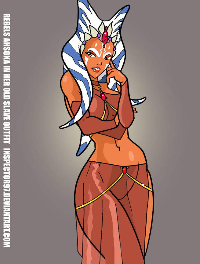 Ahsoka tano cartoon porn