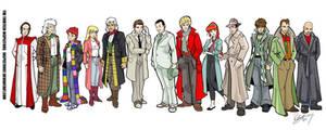 The Thirteen Inspectors by Inspector97