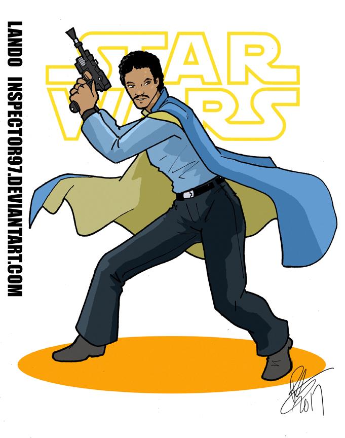 Lando by Inspector97
